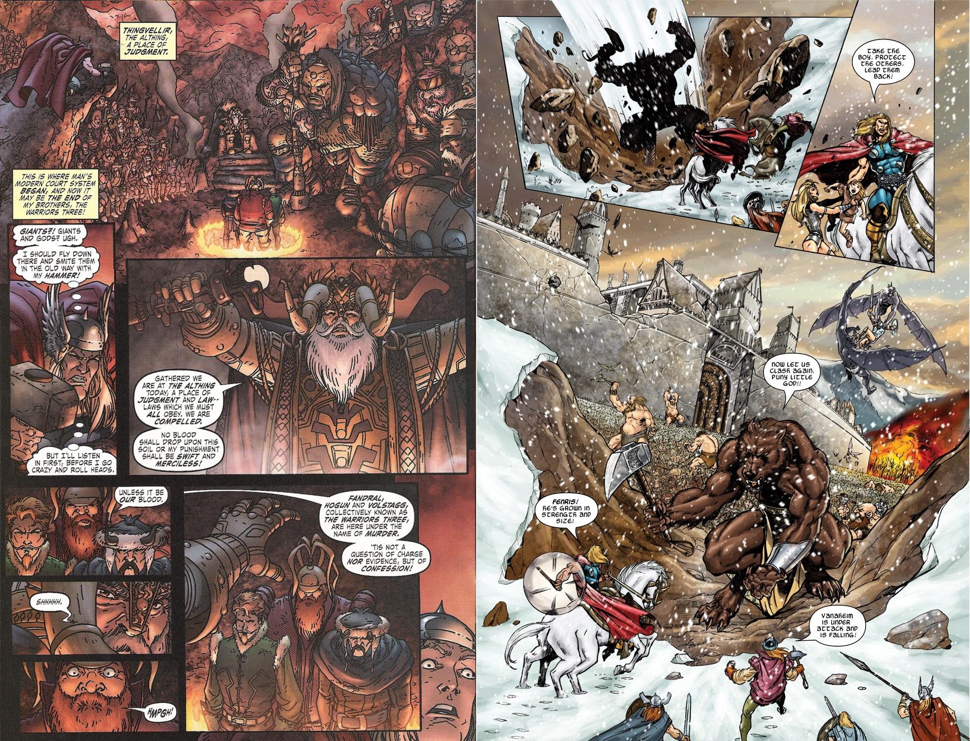 Thor Ragnaroks review
