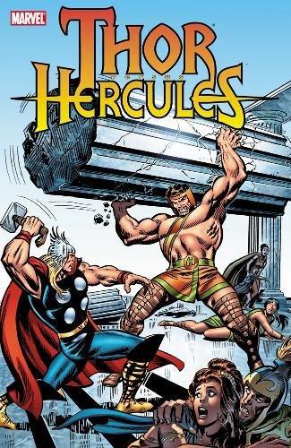 Thor Versus Hercules