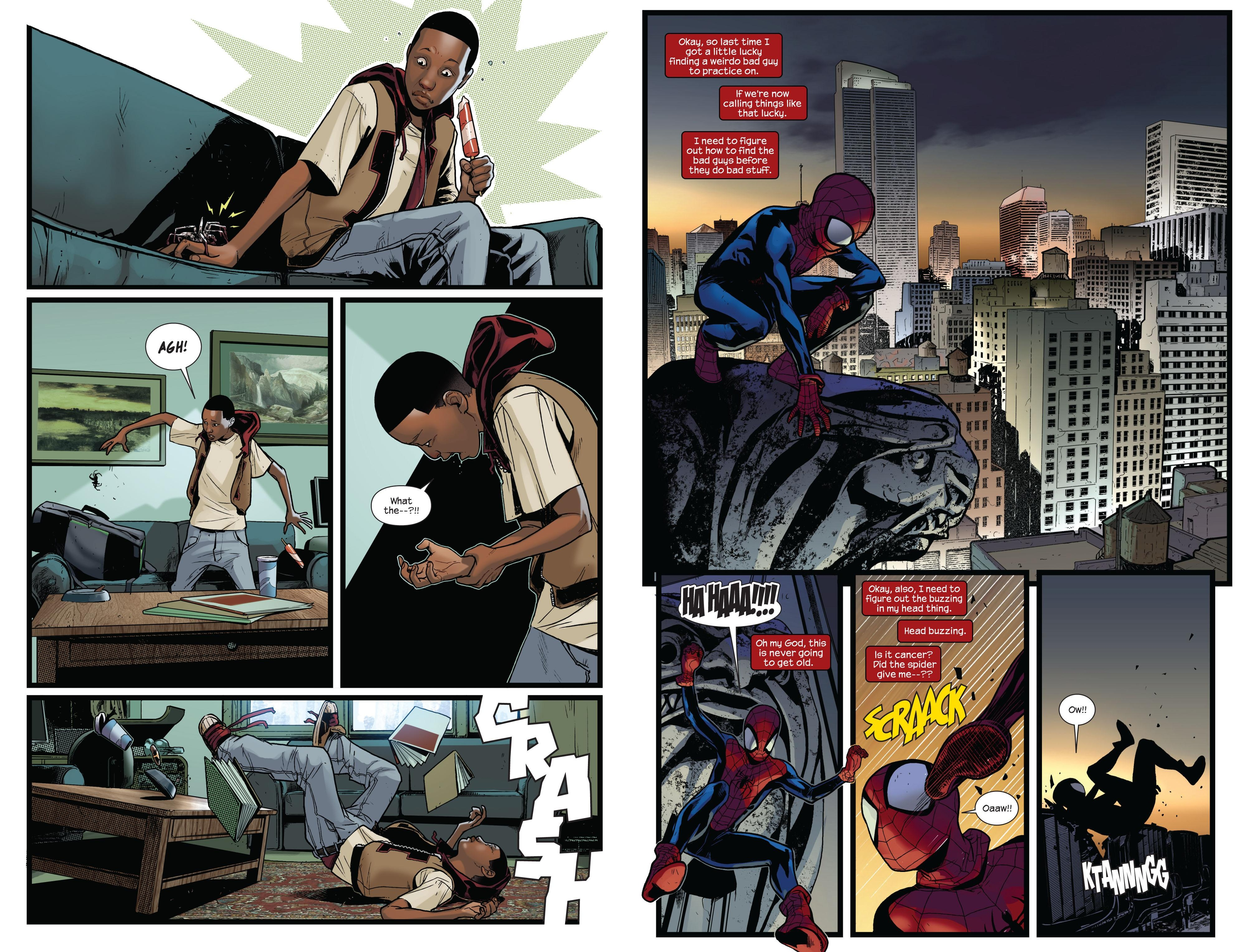Ultimate Comics Spider-Man V1 review