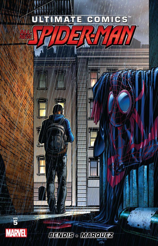 Ultimate Comics Spider-Man Volume 5