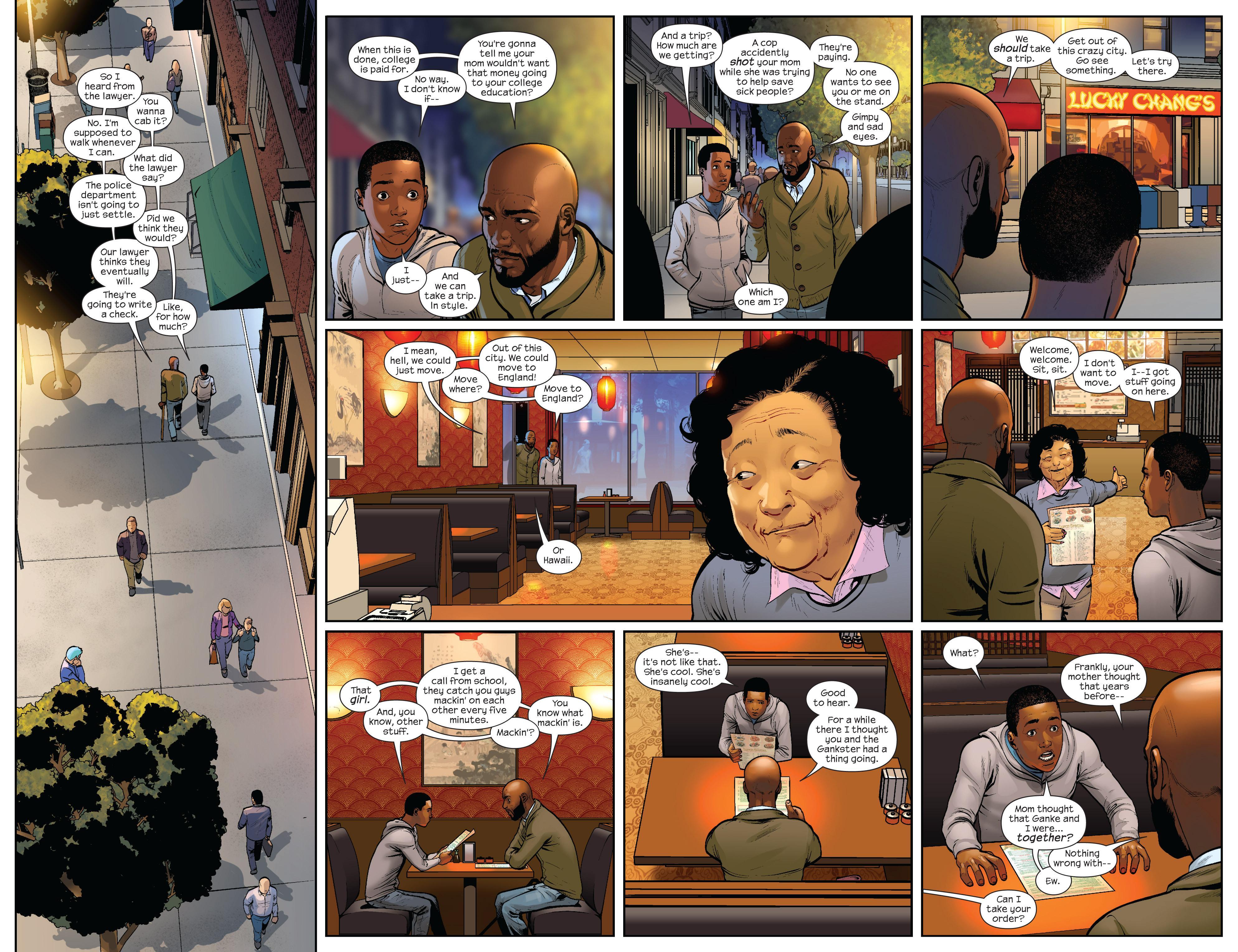 Ultimate Comics Spider-Man V5 review