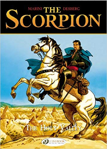 The Scorpion 3: The Holy Valley