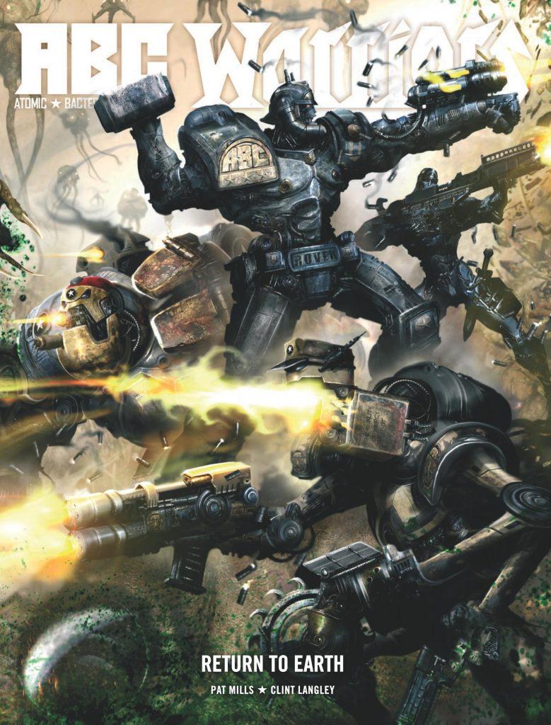 ABC Warriors: Return to Earth