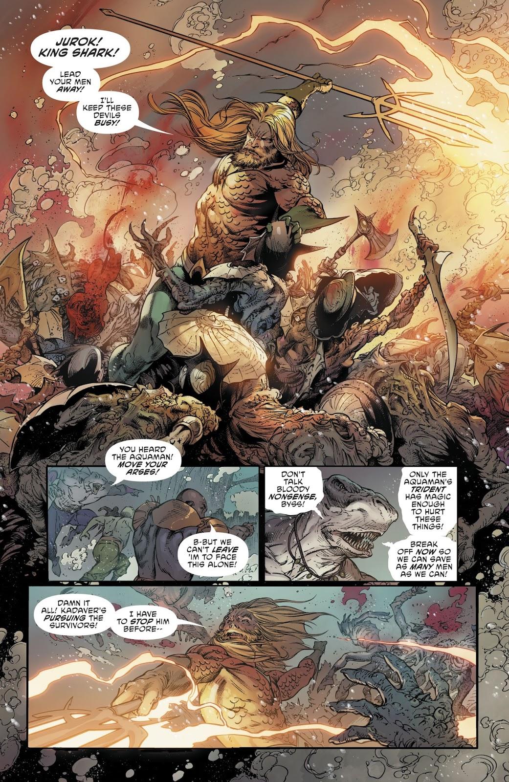 Aquaman 6 Kingslayer review