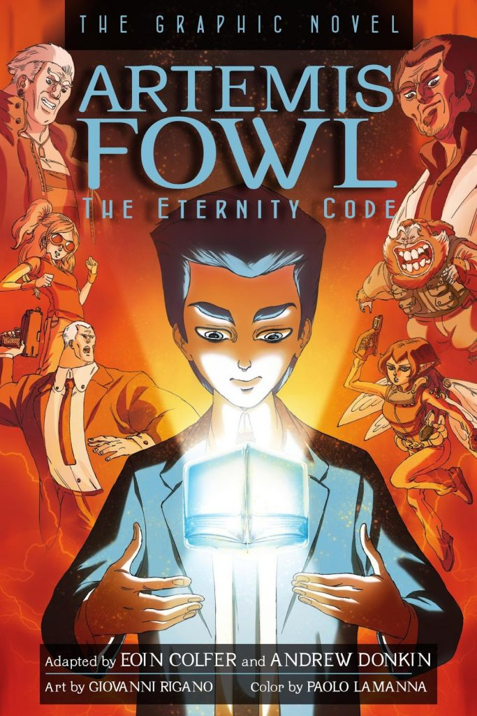 Artemis Fowl: The Eternity Code – The Graphic Novel