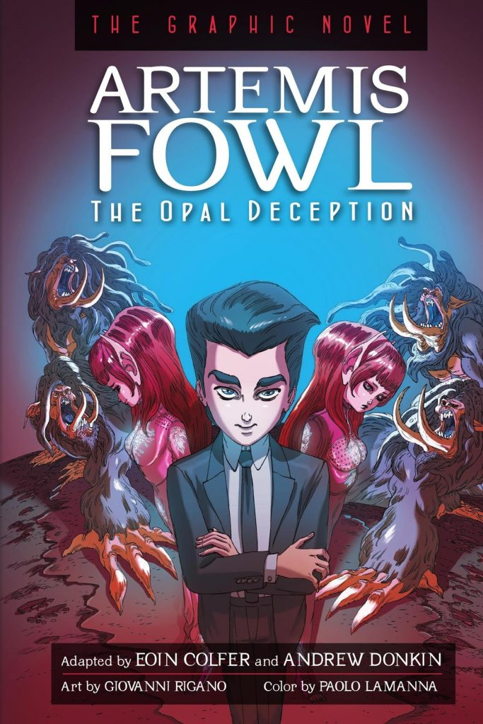 Artemis Fowl: The Opal Deception – The Graphic Novel