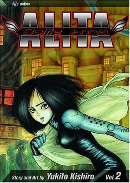 Battle Angel Alita Vol. 2: Tears of an Angel