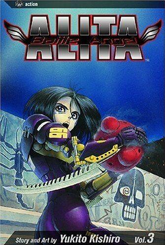 Battle Angel Alita Vol. 3: Killing Angel