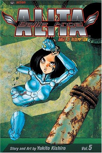 Battle Angel Alita Vol. 5: Angel of Redemption