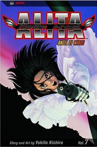 Battle Angel Alita Vol. 7: Angel of Chaos
