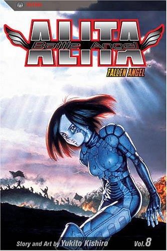 Battle Angel Alita Vol. 8: Fallen Angel
