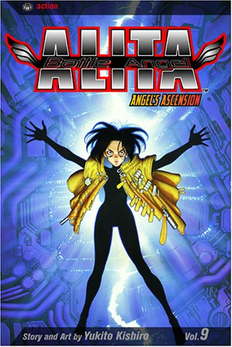 Battle Angel Alita Vol. 9: Angel's Ascension