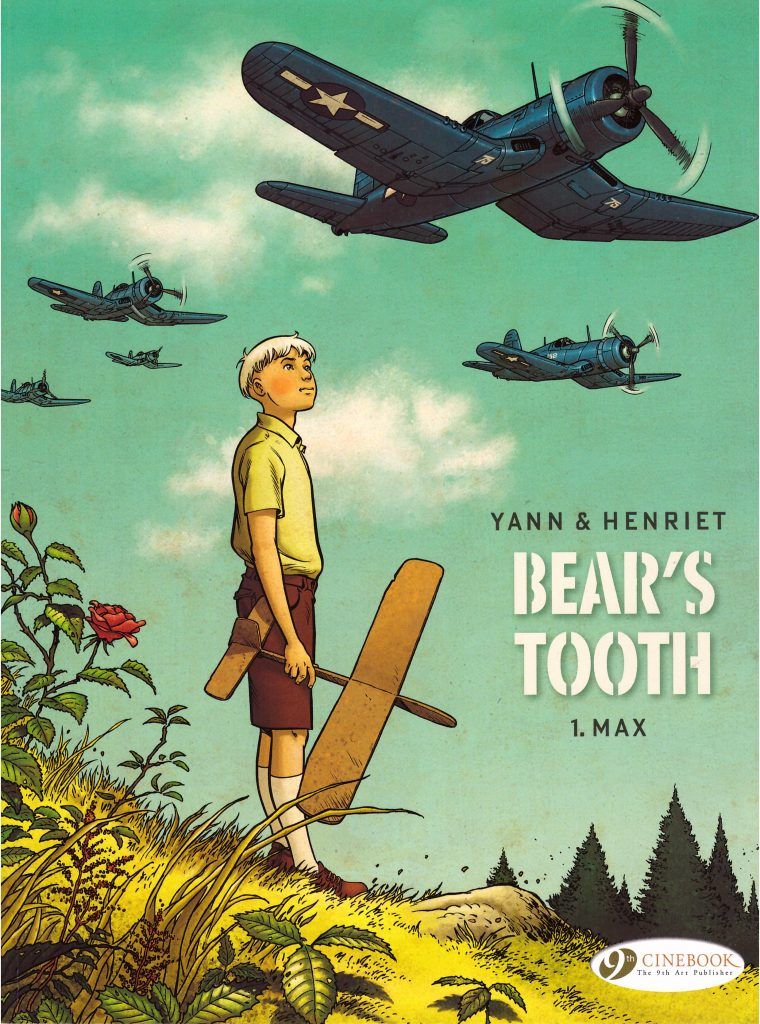 Bear's Tooth 1. Max