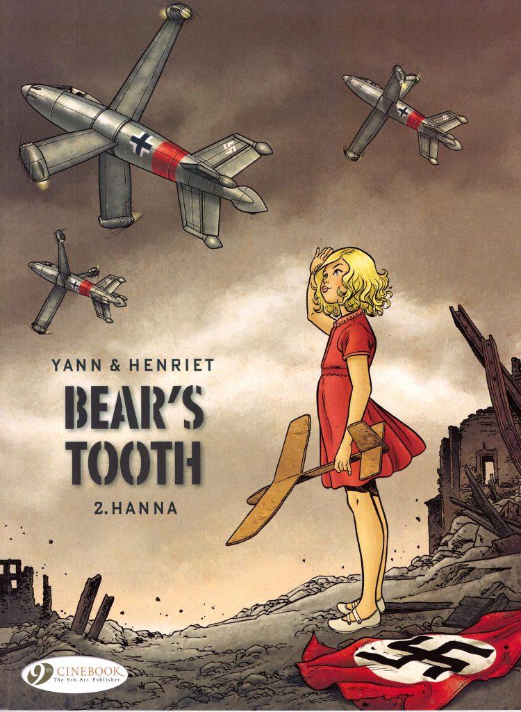 Bear's Tooth 2. Hanna