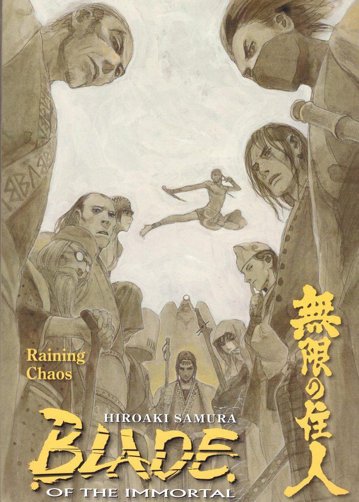 Blade of the Immortal 28: Raining Chaos