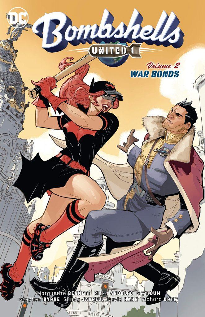 Bombshells United Volume 2: War Bonds