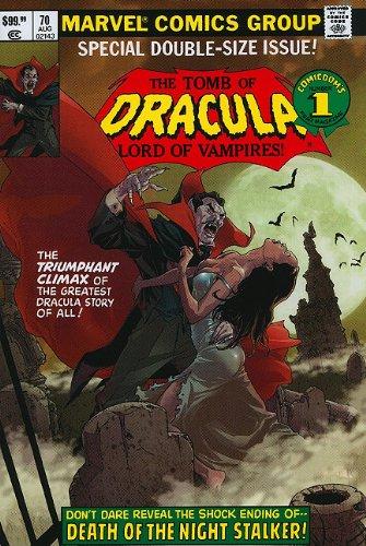 Tomb of Dracula Omnibus 2