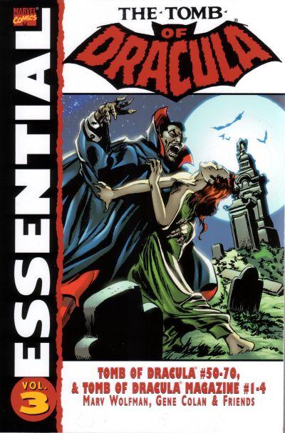 Essential Tomb of Dracula Volume 3