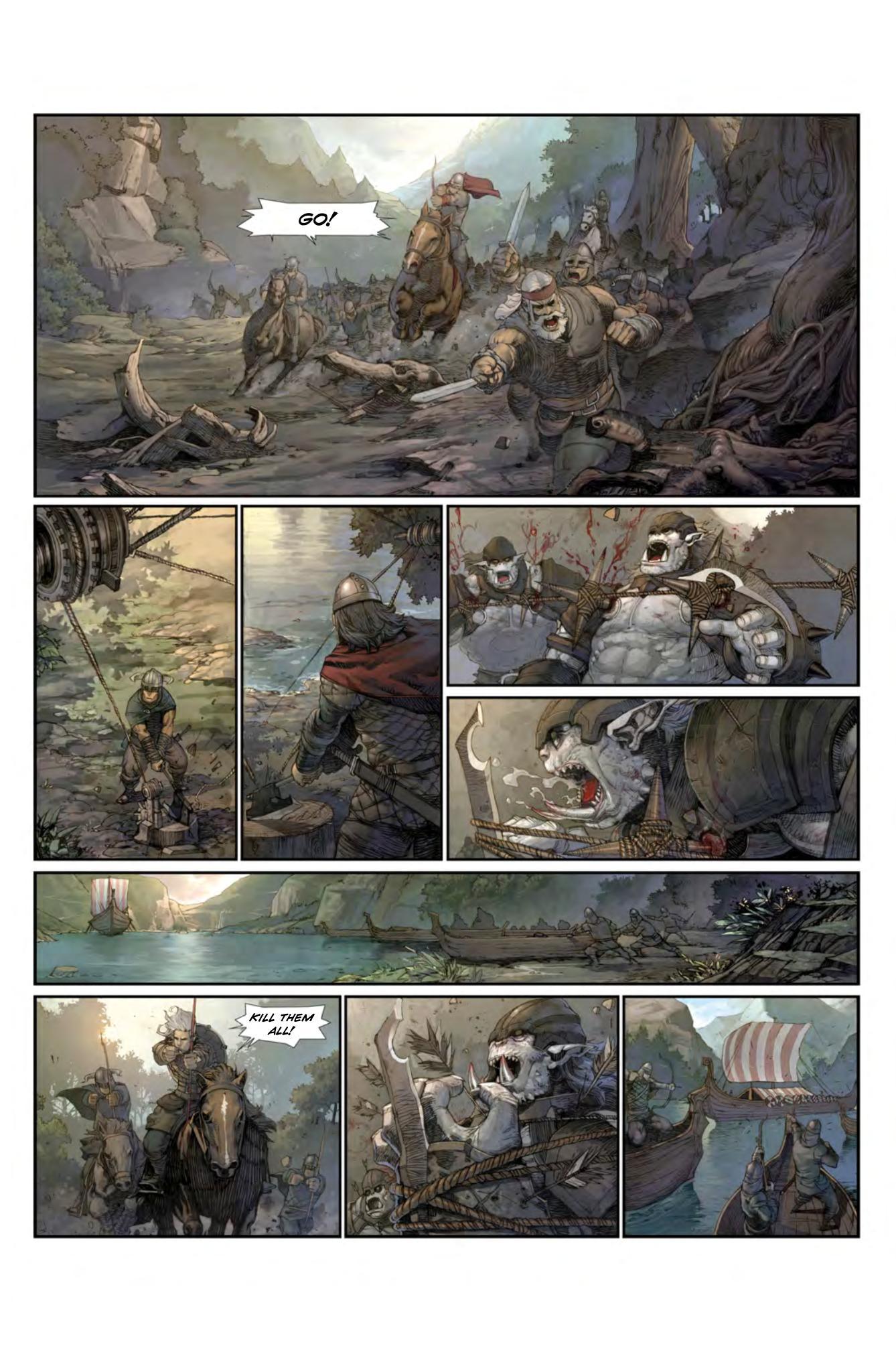 Konungar War of Crowns review