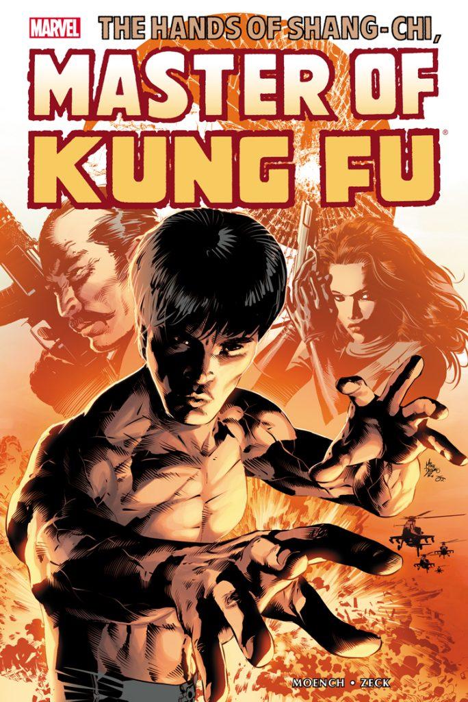 Shang-Chi, Master of Kung-Fu Omnibus Vol. 3
