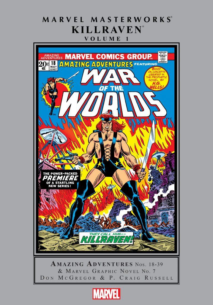 Marvel Masterworks: Killraven Volume One