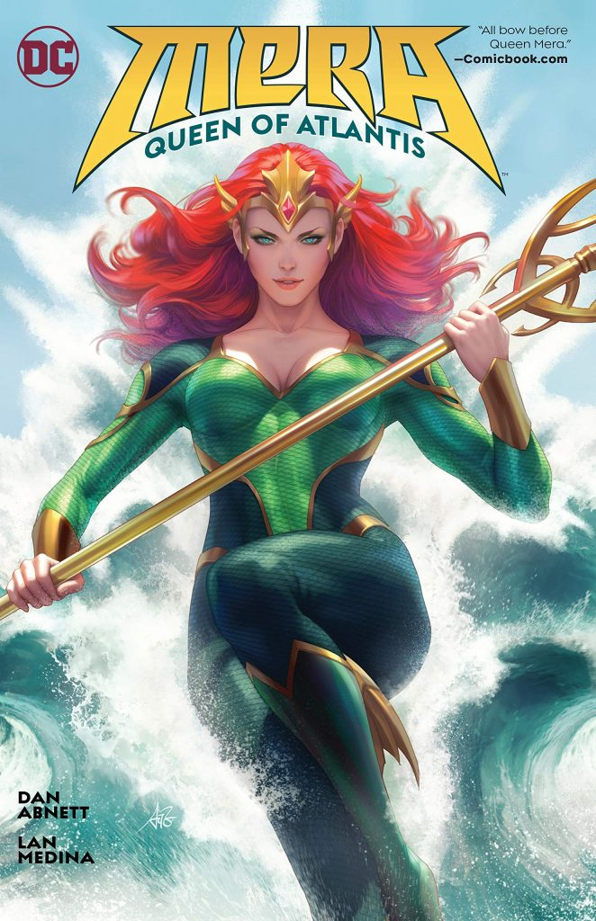 Mera, Queen of Atlantis