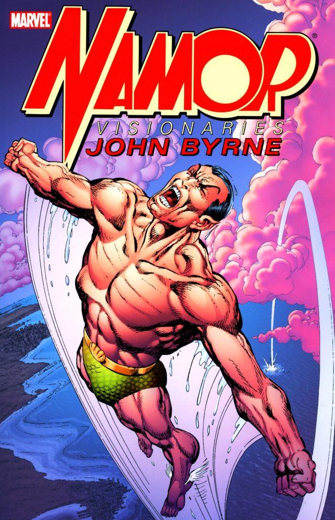Namor Visionaries: John Byrne Volume 1