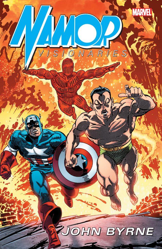 Namor Visionaries: John Byrne Volume 2