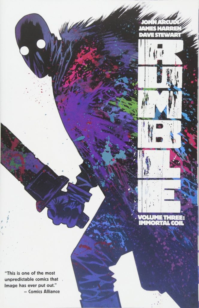 Rumble Volume Three: Immortal Coil