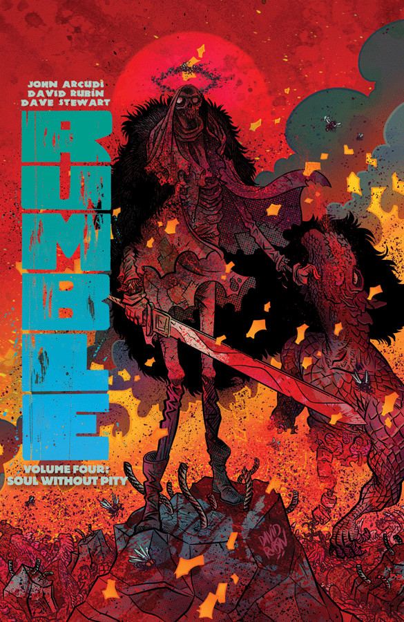 Rumble Volume Four: Soul Without Pity