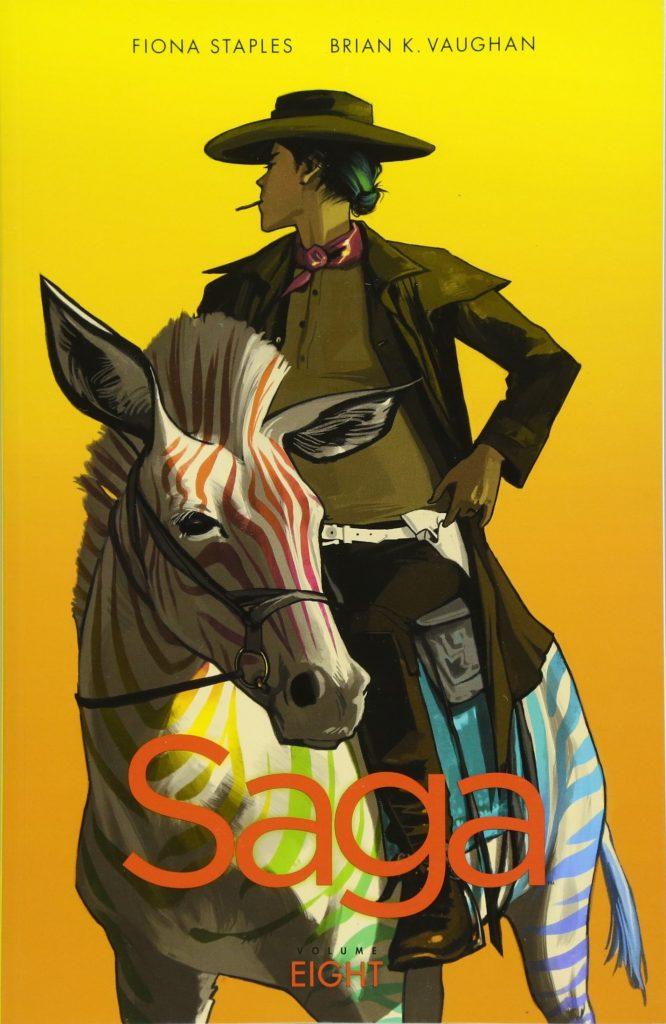 Saga Volume Eight