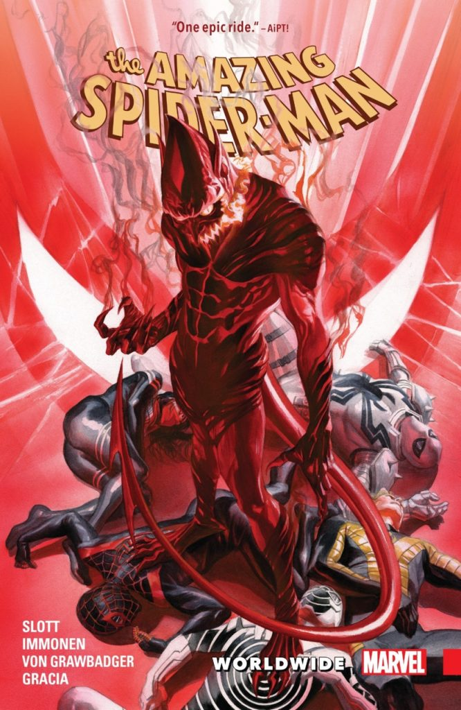 Amazing Spider-Man Worldwide Vol. 9: Red Goblin/Go Down Swinging