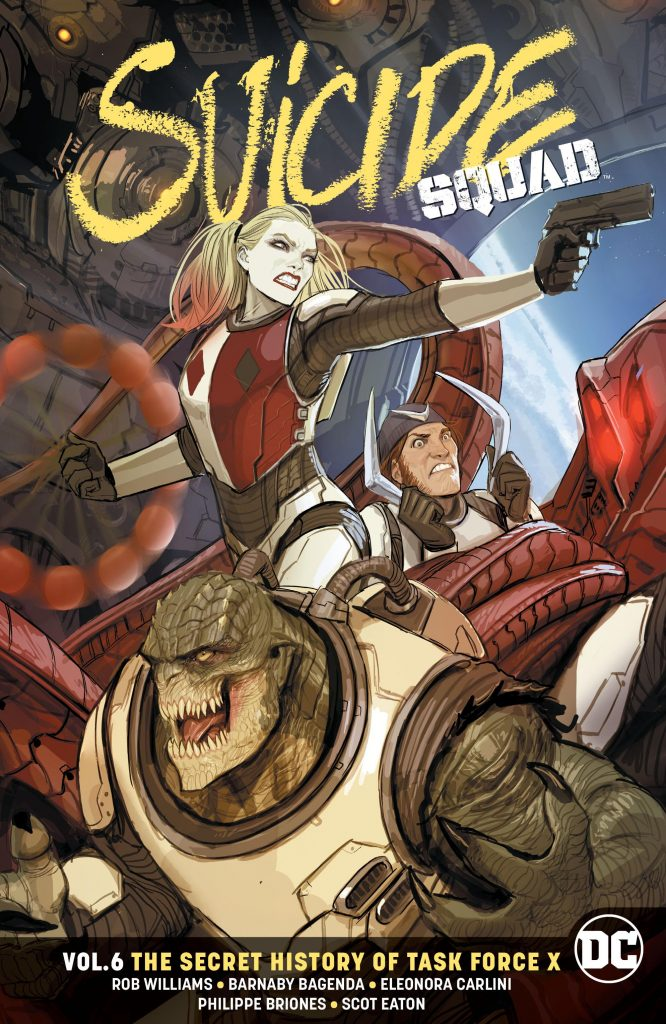Suicide Squad Vol. 6: The Secret History of Task Force X