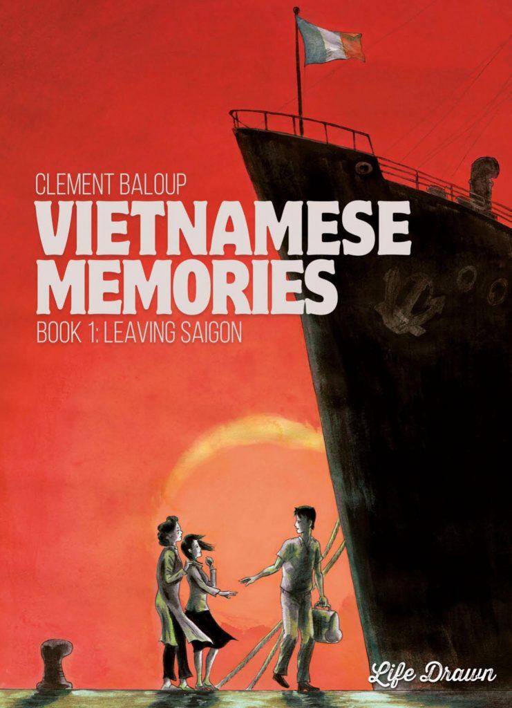 Vietnamese Memories 1: Leaving Saigon