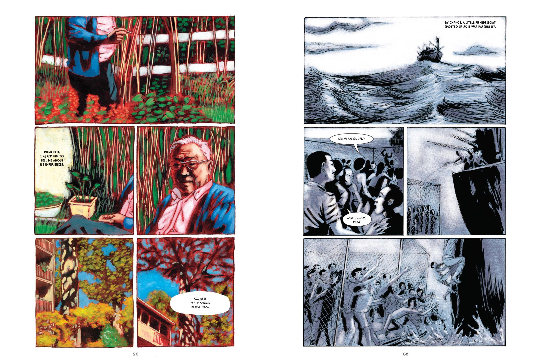 Vietnamese Memories Book 1 review