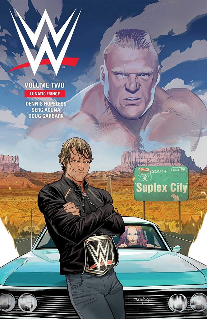 WWE Volume Two: Lunatic Fringe