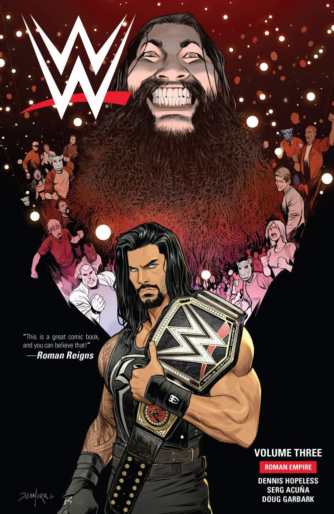 WWE Volume Three: Roman Empire