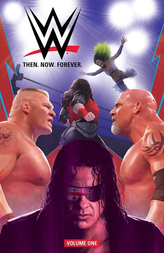 WWE: Then. Now. Forever. Volume One