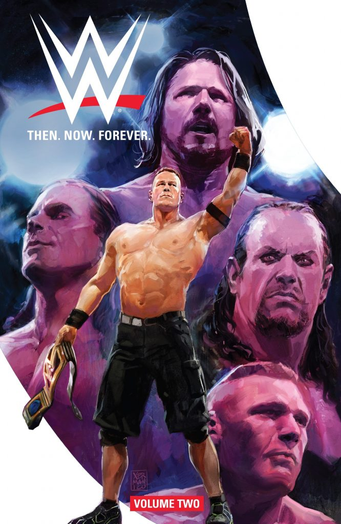 WWE: Then. Now. Forever. Volume Two