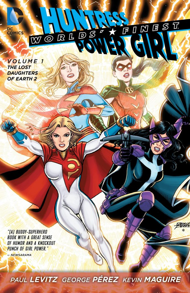 Worlds' Finest Volume 1: The Lost Daughters of Earth 2