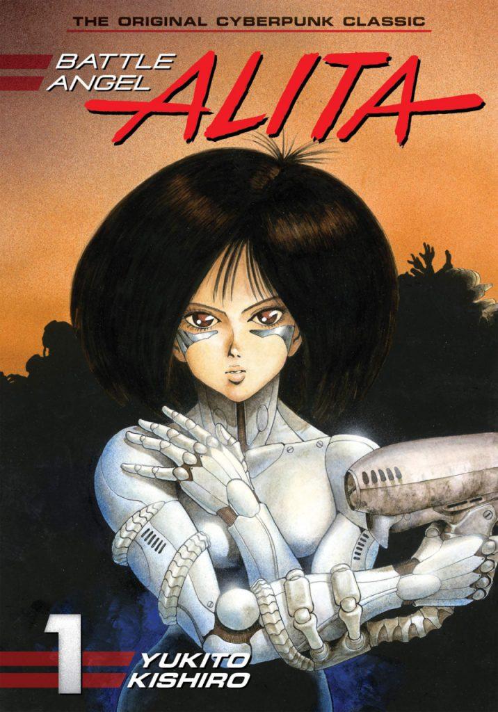 Battle Angel Alita Deluxe Edition Vol. 1