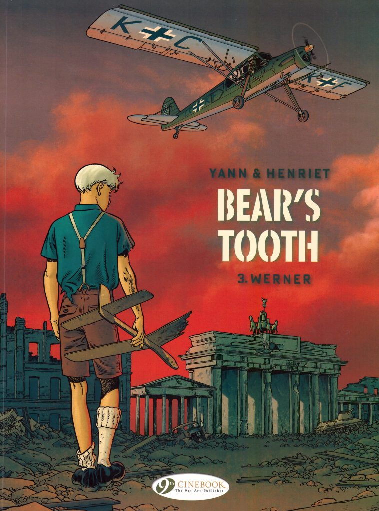 Bear's Tooth 3: Werner