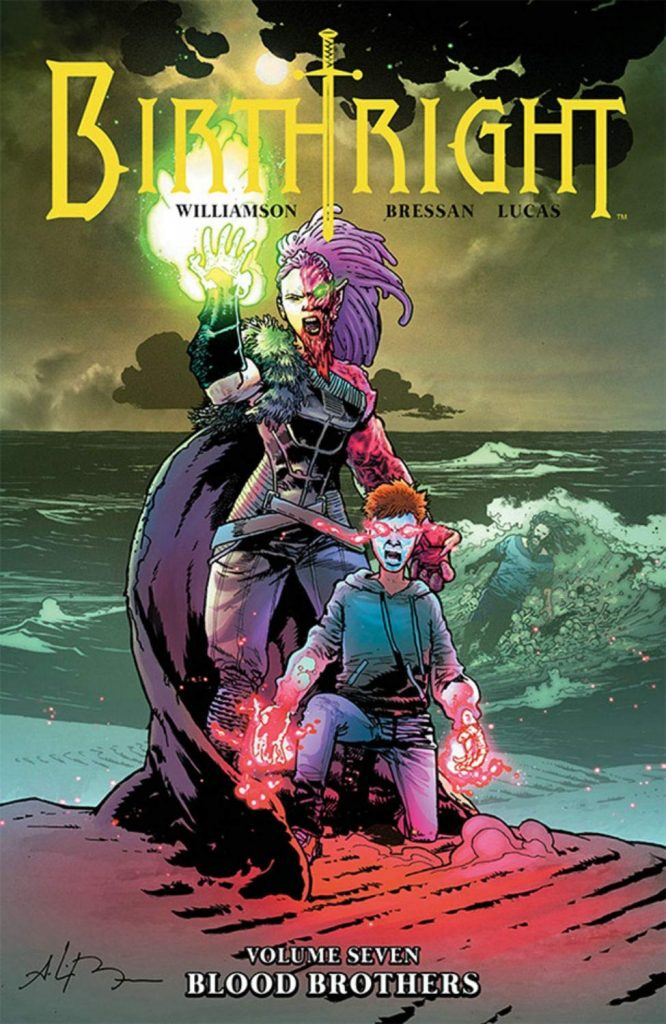 Birthright Volume Seven: Blood Brothers