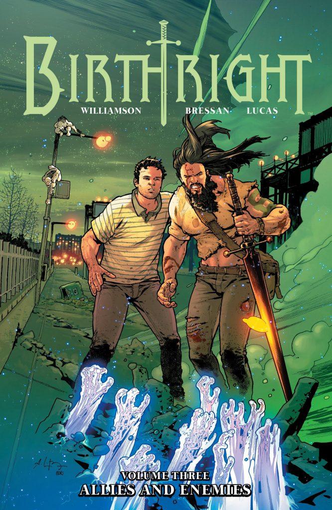 Birthright Volume Three: Allies and Enemies