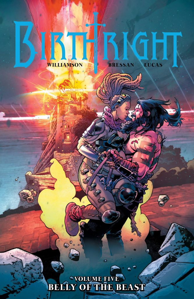 Birthright Volume Five: Belly of the Beast