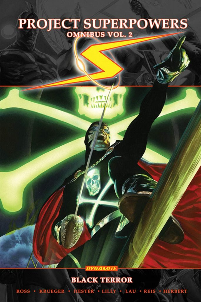 Project Superpowers Omnibus Vol. 2: Black Terror