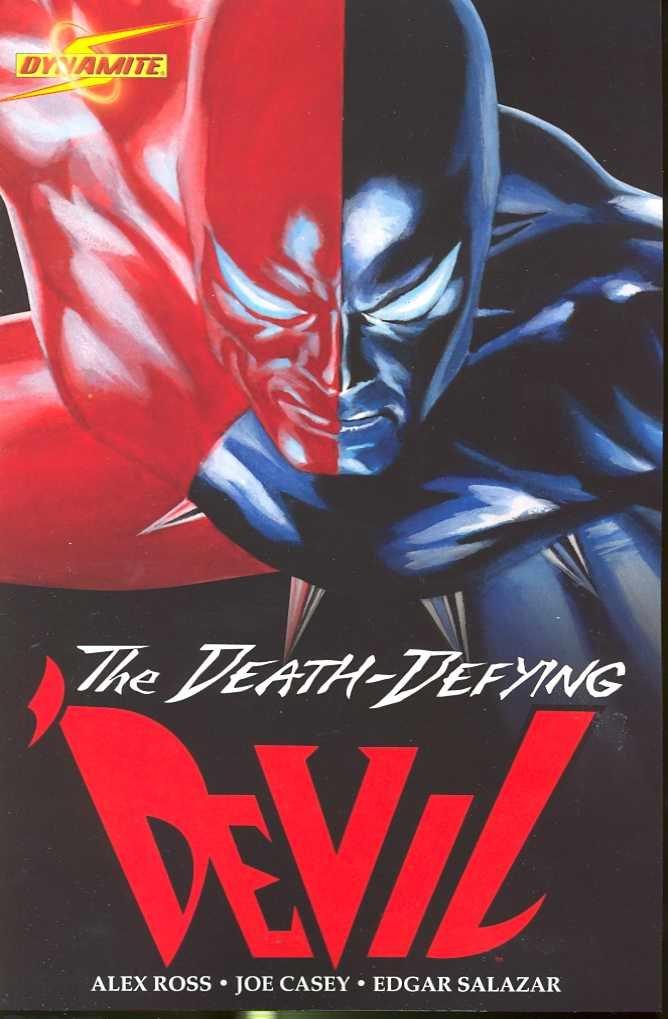 The Death Defying 'Devil