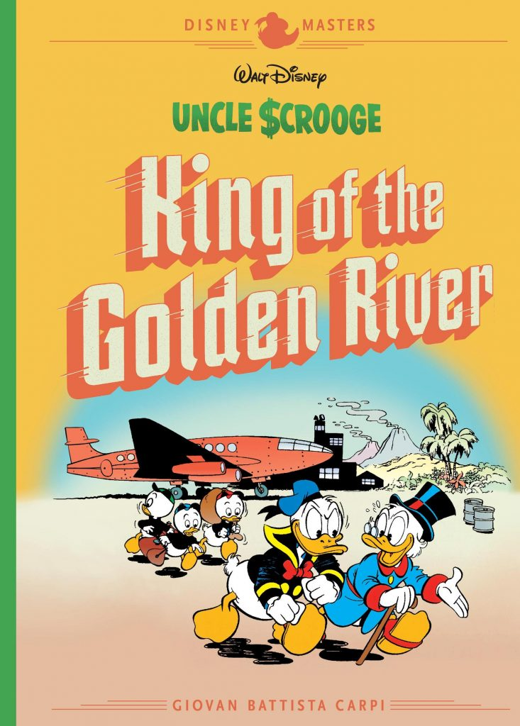 Disney Masters: Uncle Scrooge – King of the Golden River