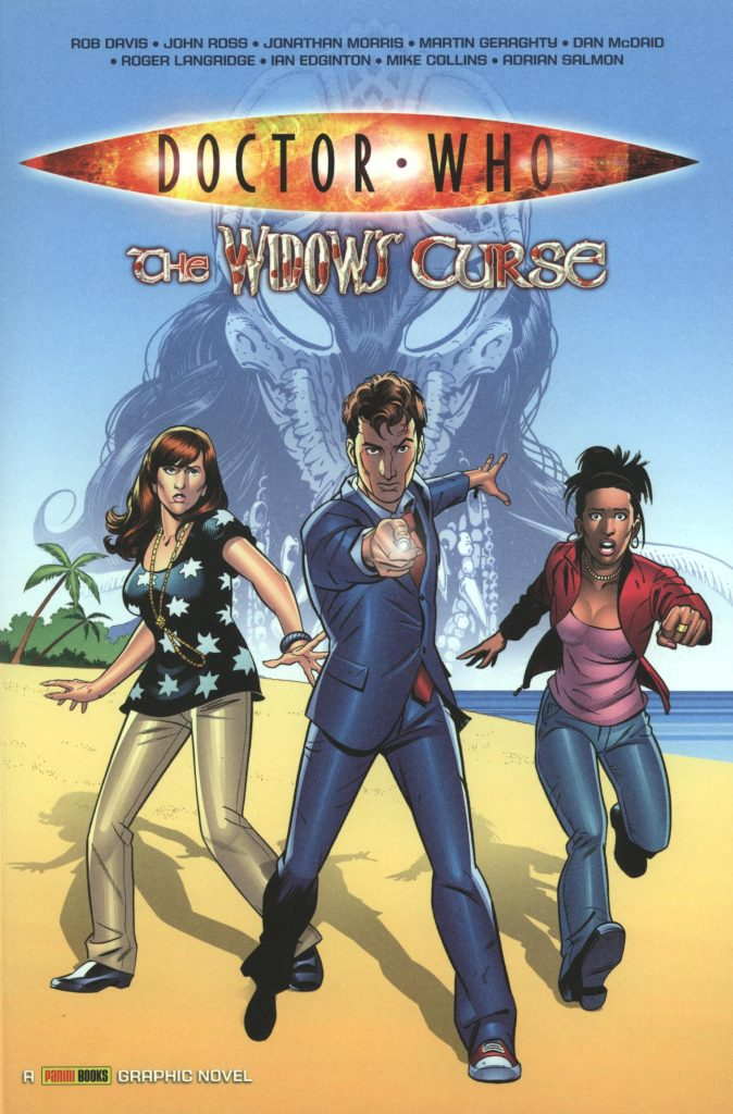 Doctor Who: The Widow's Curse