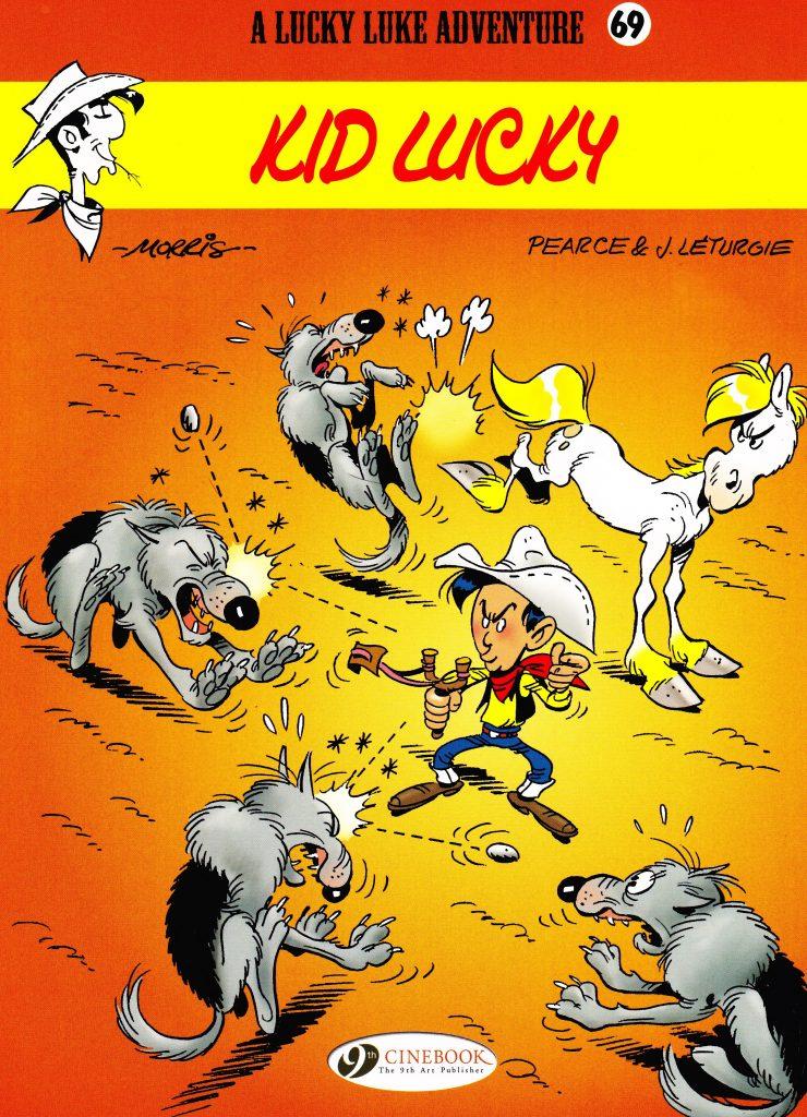 Lucky Luke: Kid Lucky